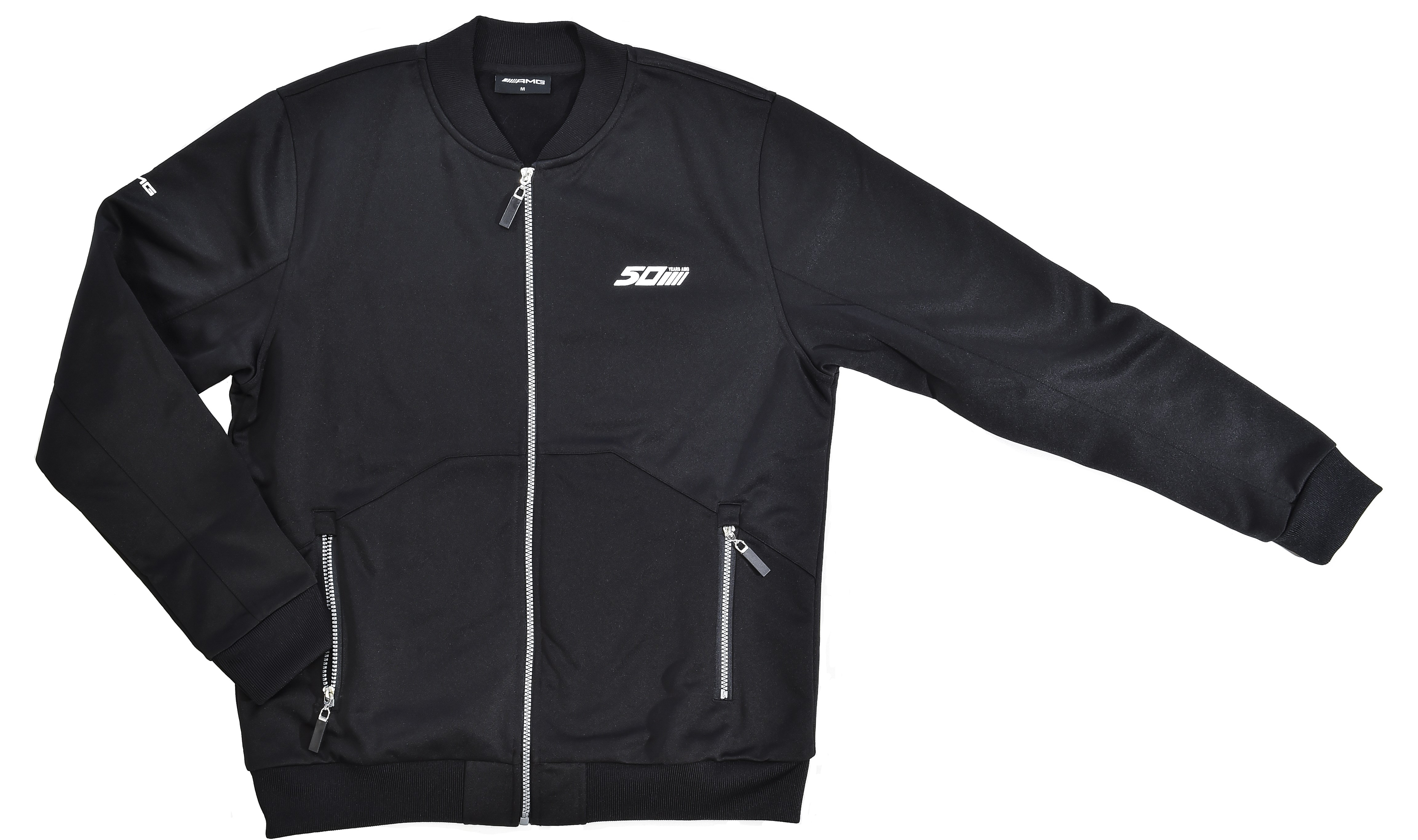 Amg jacket 50y amg private lounge for Mercedes benz jacket