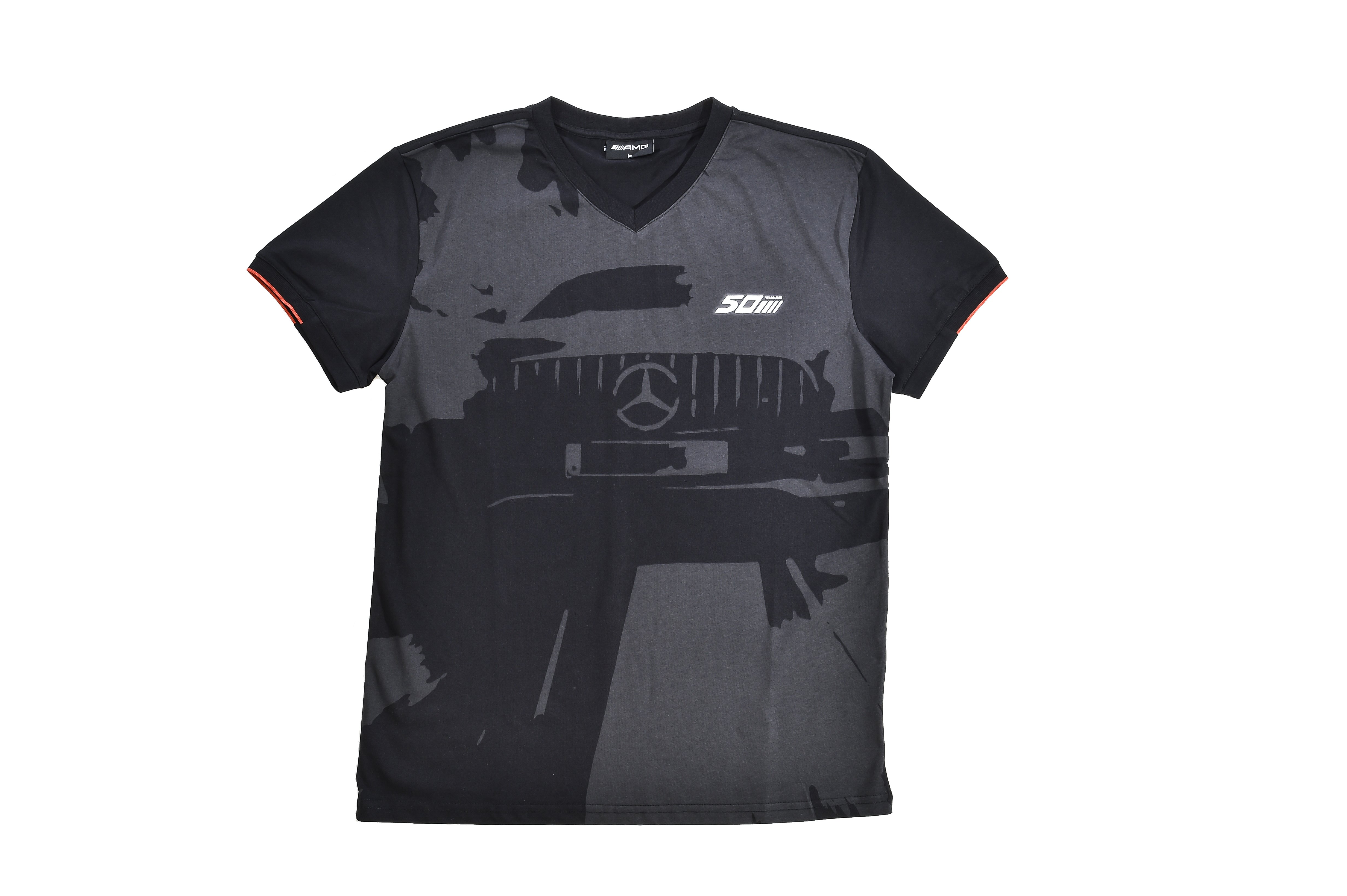 AMG Print T-Shirt 50Y Herren | AMG Private Lounge